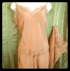Victoria's Secret two-piece nightgown